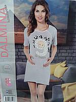 Ночная рубашка для кормления , туника, ночнушка Dalmina, Турция 9 месяцев