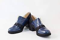 Туфли женские кожаные / Women's shoes leather, фото 1