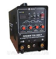 Аргоновый сварочный аппарат Rilon ПРОФИ TIG 200P DC
