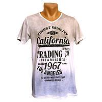 Модная мужская футболка California - №2256