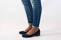 Туфли женские замшевые / Women's shoes chamois