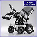 Электроколяска Meyra iChair mc3 1.612 Lift Power Chair, фото 3