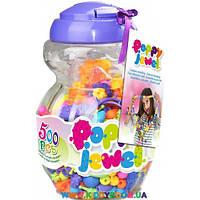 Игровой набор для изготовления украшений Poppy Jewel, 500 дет. 72000