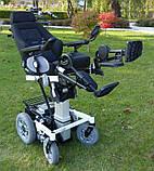 Электроколяска Meyra iChair mc3 1.612 Lift Power Chair, фото 8