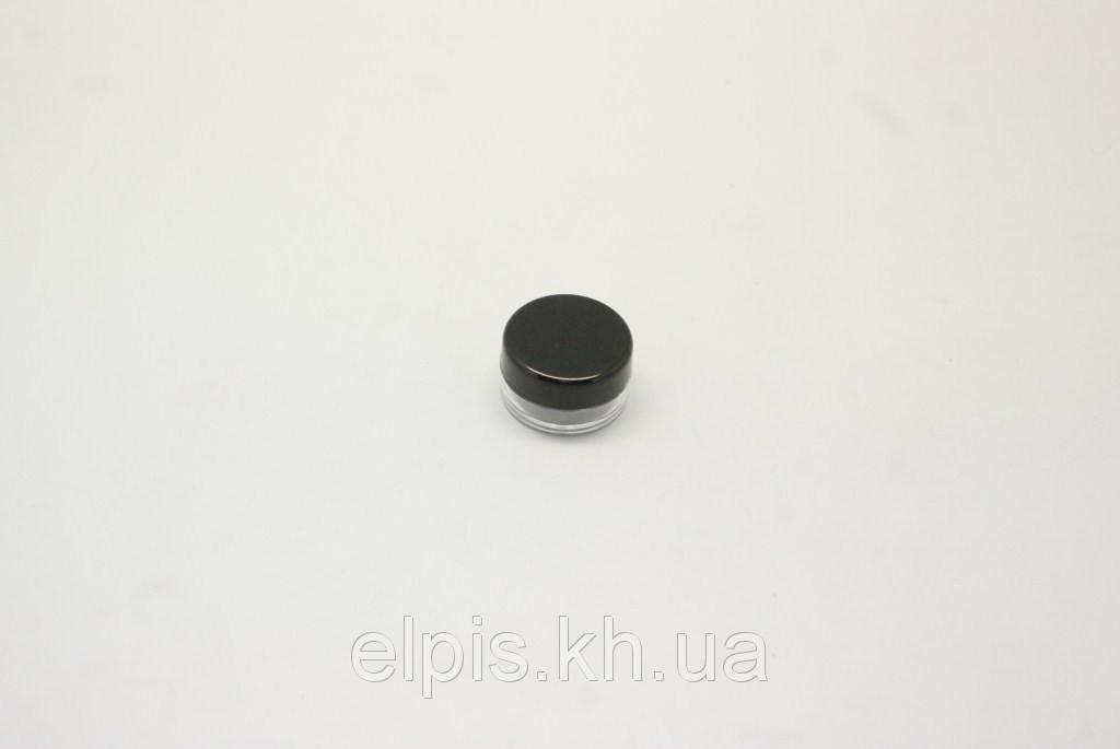 Баночка с черной крышкой 5 мл
