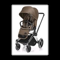 Прогулочная коляска Cybex Priam Lux, цвет Cashmere Beige-beige