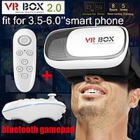VR BOX II 3D ОРИГИНАЛ с Джойстиком  шлем виртуальной реальности