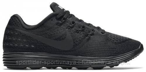 purchase cheap a7f97 e7dce Кроссовки мужские Nike Lunar Tempo 2 Triple Black Trainers 818097-001