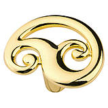 Ручка Bosetti Marella D 24172.01 золото полированное, фото 2
