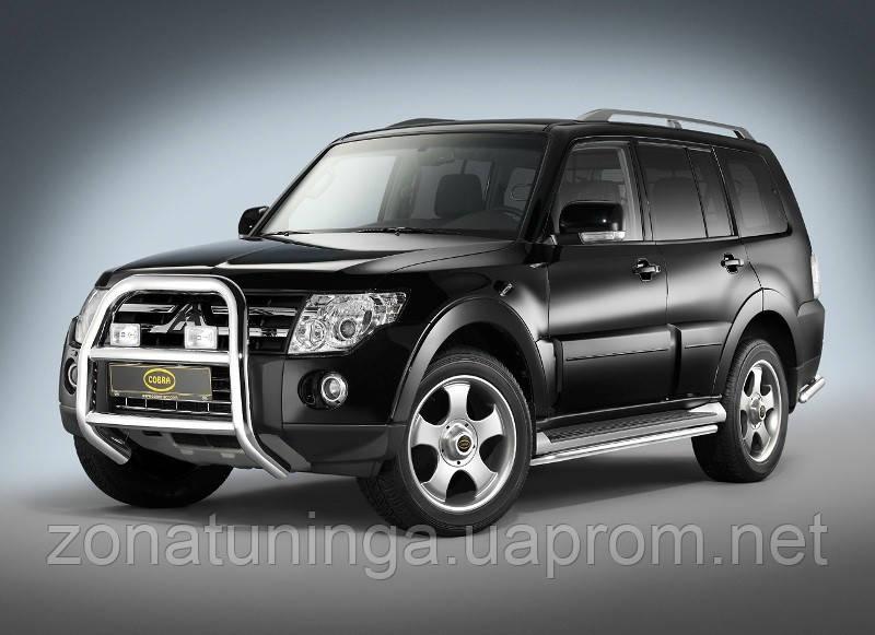 Тюнинг обвес Mitsubishi Pajero 4 Wagon / Митсубиси Паджеро 4 вагон ...   581x800
