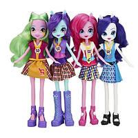 Hasbro Кукла Equestria Girls Школьный дух (8 видов)