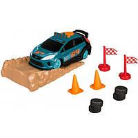 Игровой набор Toy State Ралли Ford Fiesta свет и звук 16 см