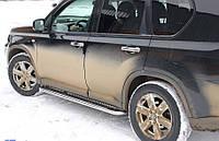 Подножки Nissan X-Trail T31, фото 1