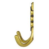 Крючок Ferro Fiori D 5010.036 античная бронза, фото 1