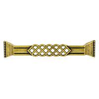 Ручка Ferro Fiori D 4050.128 античная бронза, фото 1