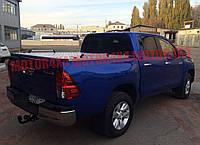 Алюминиевая крышка Toyota Hilux 2016+