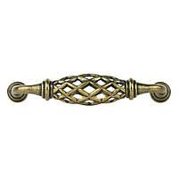 Ручка Ferro Fiori D 4080.096 античная бронза, фото 1