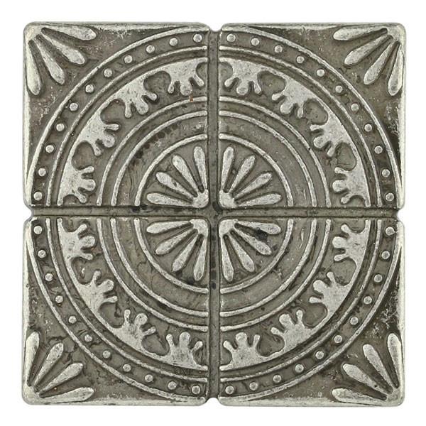 Ручка Ferro Fiori D 4220.012 античное серебро