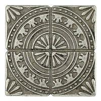 Ручка Ferro Fiori D 4220.012 античное серебро, фото 1