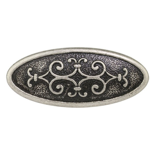Ручка Ferro Fiori D 4110.032 античное серебро