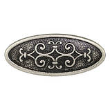 Ручка Ferro Fiori D 4110.032 античное серебро, фото 4