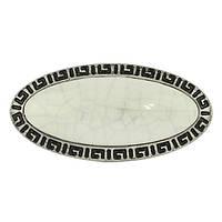 Ручка Ferro Fiori D 4120.01 античное серебро   сrackle, фото 1