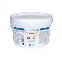 Антибактериальное средство для наружной обработки всех видов рыб Антибак 500, 1 кг