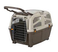 Переноска для собак Skudo 7 до 45 кг, коричнево-песочная, Trixie, 73*76*105 см 39745