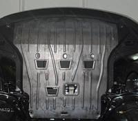 Защита двигателя Kia Sportage 2016+