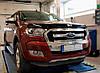 Дефлектор капота EGR Ford Ranger 2017+