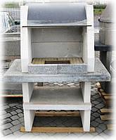 Мангал бетонный Barbecue Verona