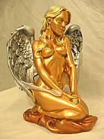 Ангел №21 бронза 26 см