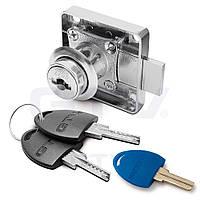 Замок квадратный  GTV 138 + цифровой ключ