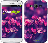 "Чехол на Samsung Galaxy Grand I9082 Пурпурные цветы ""2719c-66"""