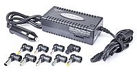 Универсальный автомобильный блок питания Gembird для ноутбука 80W (NPA-DC1) кабель 1.4м