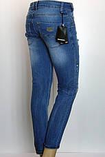 Жіночі джинси з оригінальним принтом Dsquared 2 , фото 2
