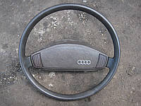 Руль колесо рулевое Ауди Audi 100, фото 1