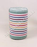 Ткань для полотенец на зеленой основе (50м)