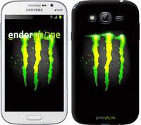 "Чехол на Samsung Galaxy Grand Neo I9060 Monster energy ""821c-112"""