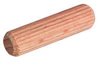 Дюбель-шкант 6х25 мм, буковый