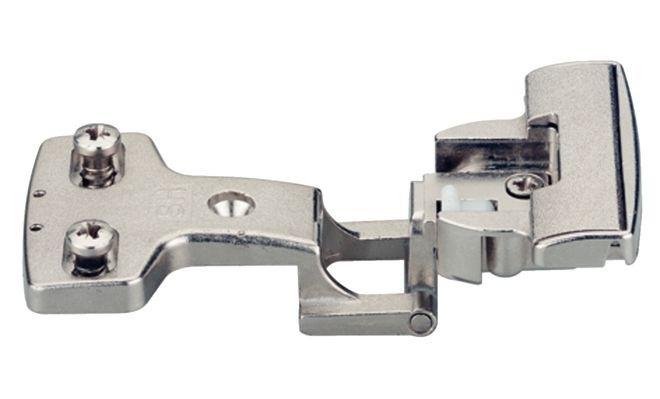 Петля Aximat 100SM 3D полунакладная сверление 45/9, 5