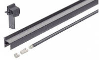 Держатель для файлов Moovit 300 мм, серый