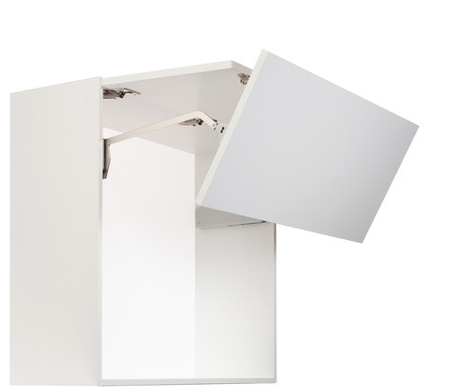 Комплект FREE FOLD белый 580-650мм 10.6-20.9кг