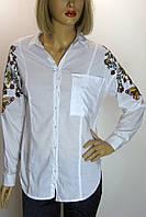 Жіноча сорочка з вишивкою Saloon