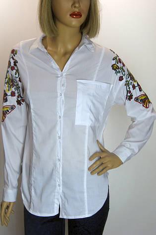 3ef2edd5186232 Жіноча сорочка з вишивкою Saloon:(Туреччина) купити в