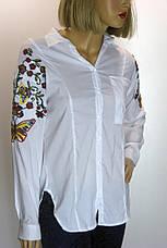 Жіноча сорочка з вишивкою Saloon, фото 3