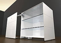 Комплект фурнітуры MOTION-V VS0 520-600мм/12кг
