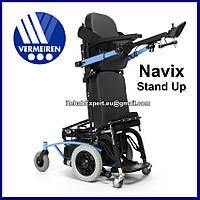 Кресло-коляска электрическая с вертикализатором Vermeiren Navix SU Stand Up Power Chair