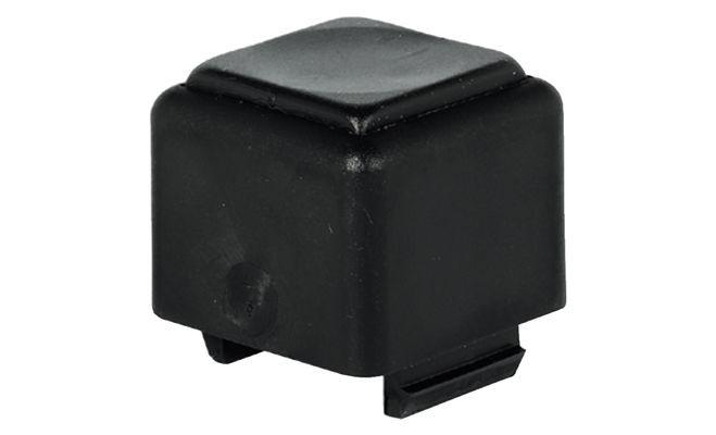 Промежуточный держатель для штабелирования складных столов, 27 мм, пластмаса черная