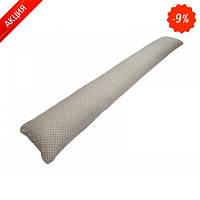 Подушка для беременных прямая  Горошек (с наволочкой) (Kidigo)